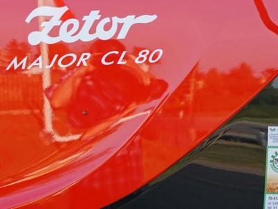 logo zetor major cl 80